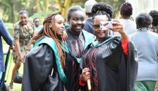 531 awarded diplomas and professional certificates at 2019 Strathmore Institute graduation